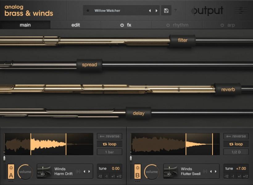 vst 4 free brass amp wind plugins - 1024×751