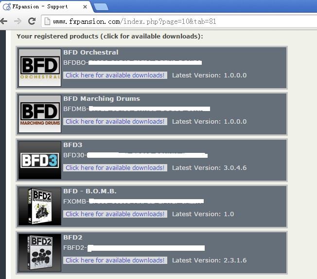 FXpansion BFD 3 鼓音色促销- midifan:我们关注电脑音乐
