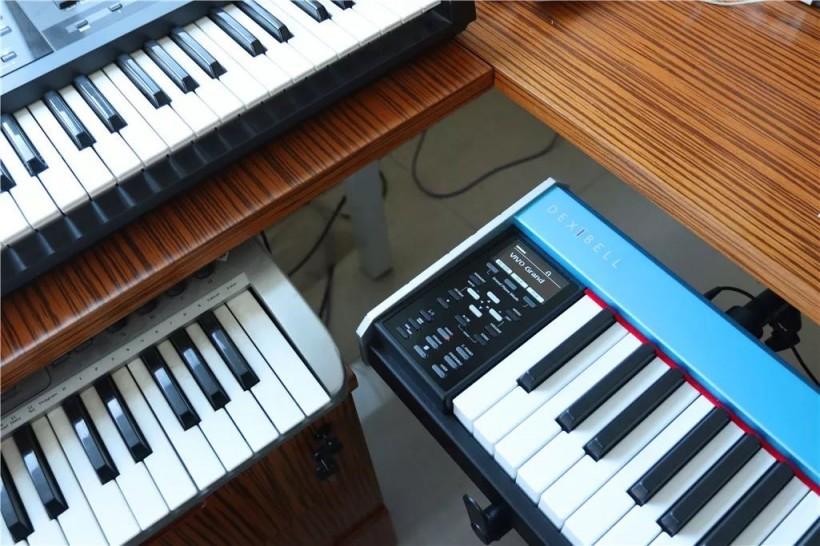 Dexibell Vivo S1 电钢测评:想要便携和音色好的绝佳方案