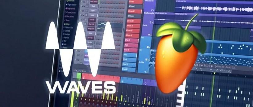 FL Studio水果中找不到 Waves 插件怎么办?加载教程