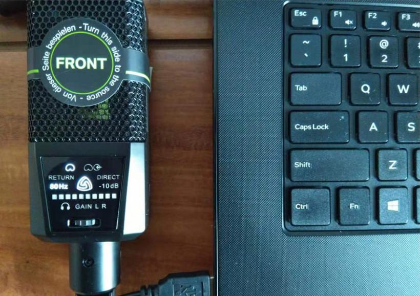 全能 USB 录音解决方案:Lewitt DGT 450 电容式麦克风评测插图10