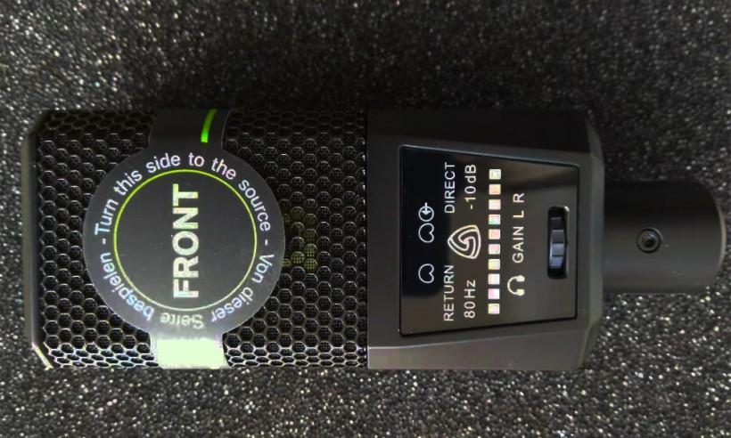 全能 USB 录音解决方案:Lewitt DGT 450 电容式麦克风评测插图6