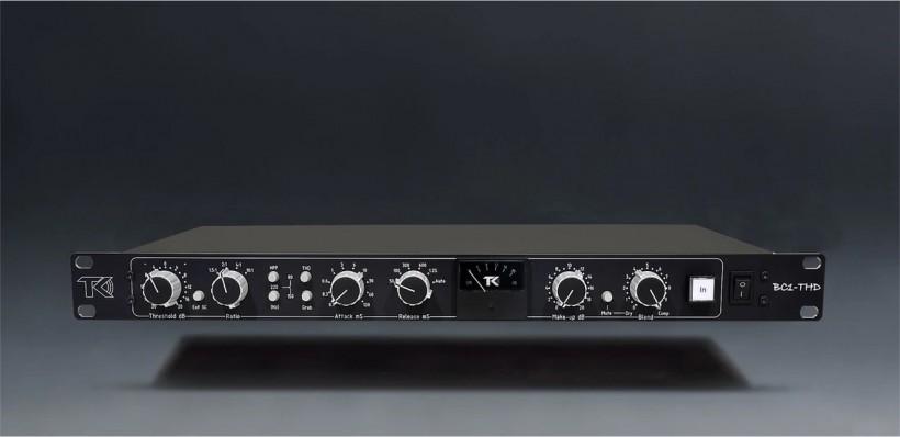 来自瑞典的混音神器——TK Audio 总线压缩器 BC1-THD 试用小记