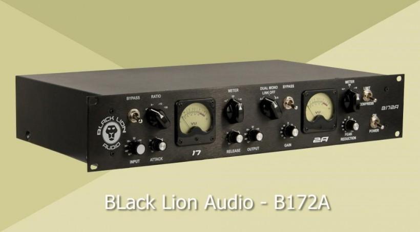 Black Lion B172A 使用体验报告