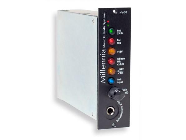 Millennia HV-35P 高品质单声道话放评测