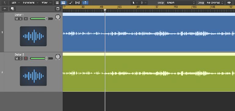 关于电子音乐中吉他声部混音的四个小贴士