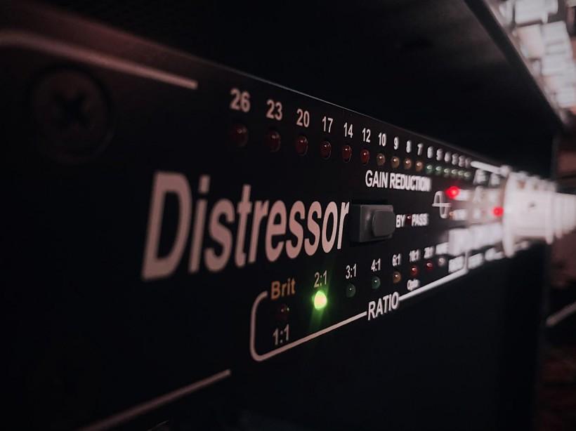 Empirical Labs EL8X 磁带压缩器开箱评测