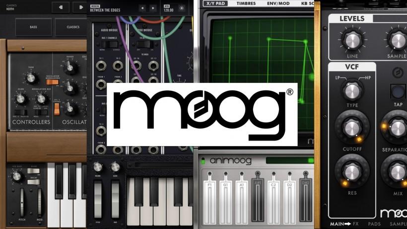 搬运工——大型福利:Moog 全部 iOS 平台应用限免中,总价值 80 美元