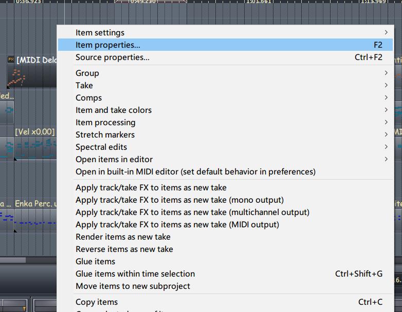 Reaper 小贴士:适当增加延迟,摆脱你 MIDI 编曲的沉闷