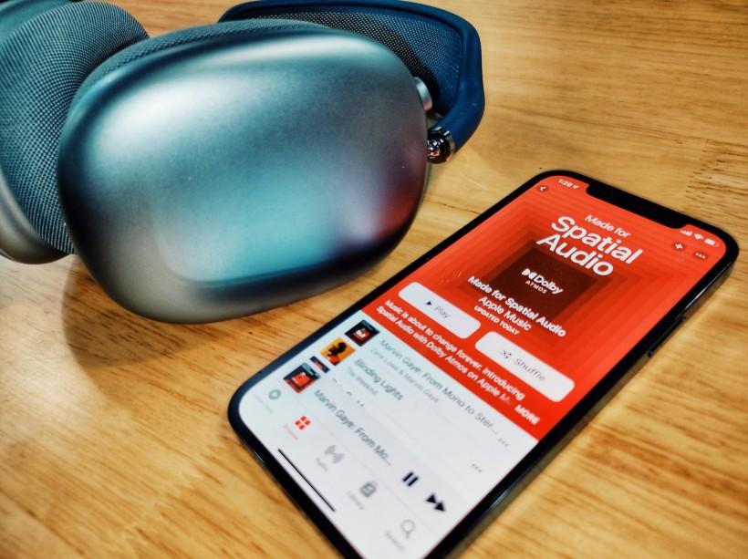 大量空间音频音乐已在 Apple Music 上线,Logic Pro 也将可创造空间音频