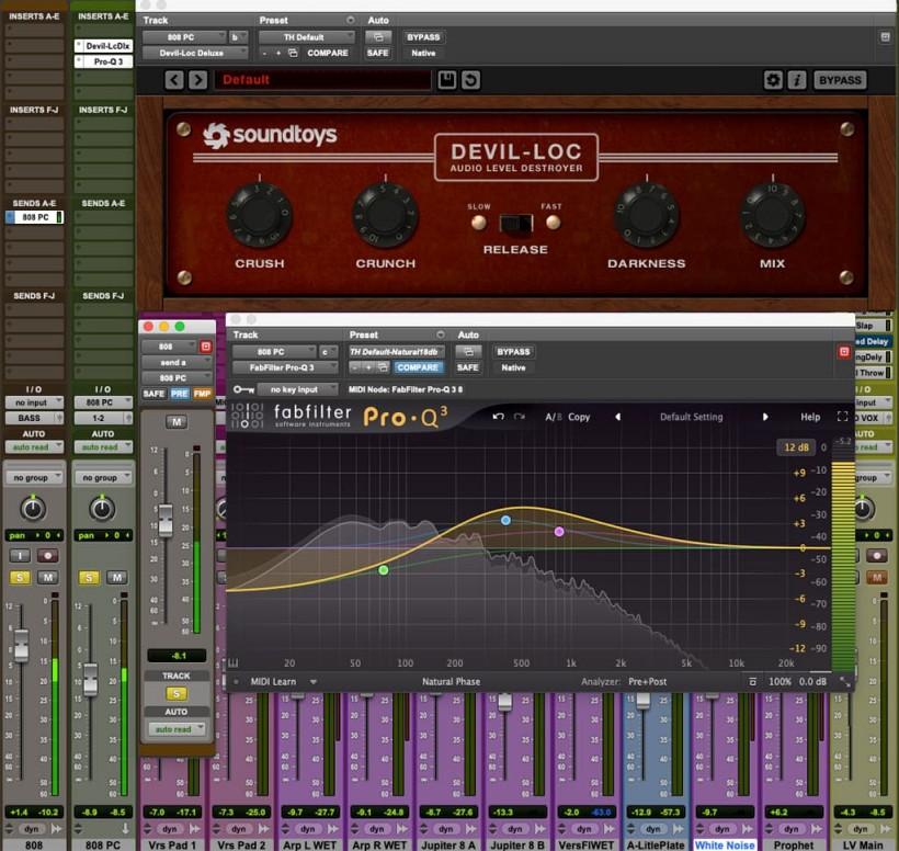 搬运工:Synth Pop 风格混音系列:贝斯声部 (一)