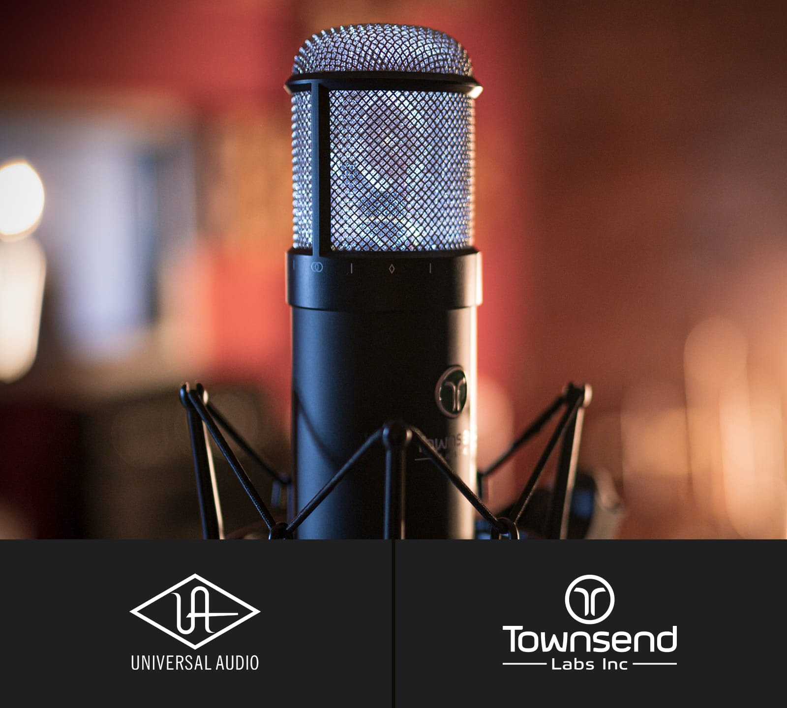 Universal Audio 宣布收购 Townsend Labs,将业界领先的麦克风建模技术收入囊中