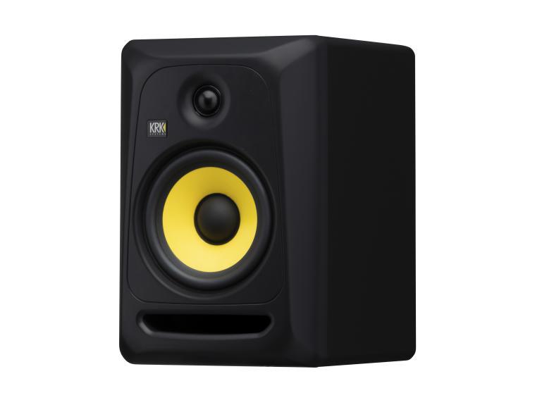 KRK CLASSIC 5、7、8 寸有源监听音箱系列发布