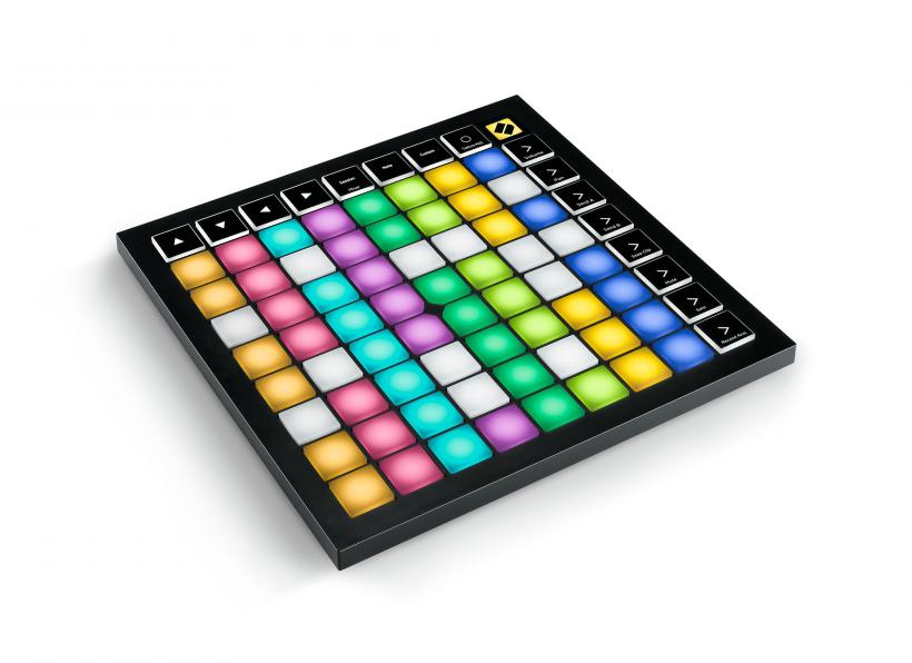 Launchpad X 在 Logic Pro X 中