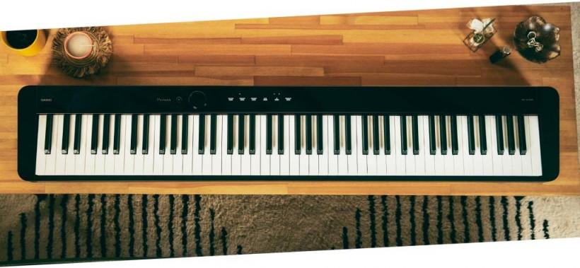 搬运工:Casio 发布 PX-S1100 数码钢琴