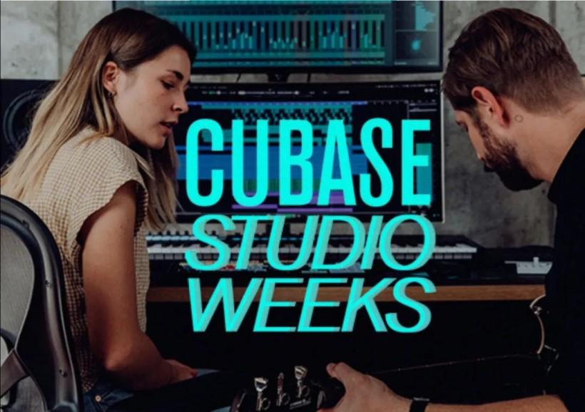 买 Cubase Artist 得 Cubase Pro