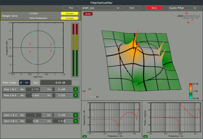 搬运福利:FilterDeMystifier 免费滤波器插件