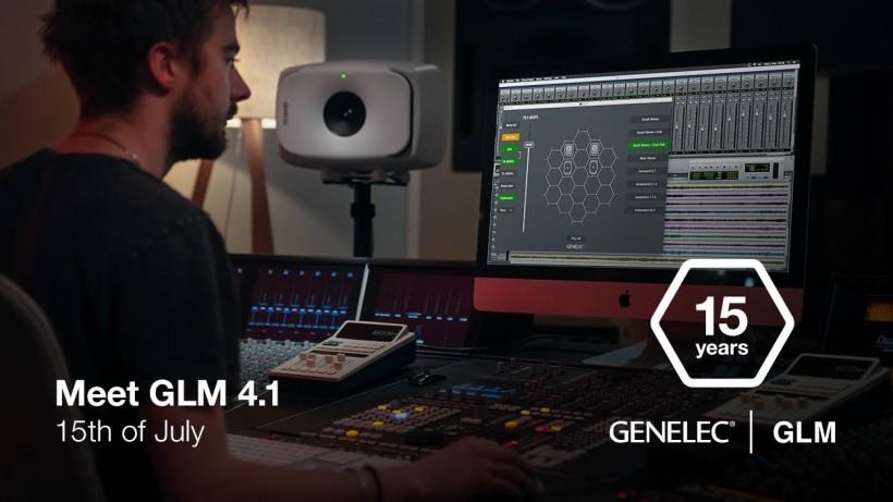 搬运工:真力 GLM 软件更新至 4.1 版
