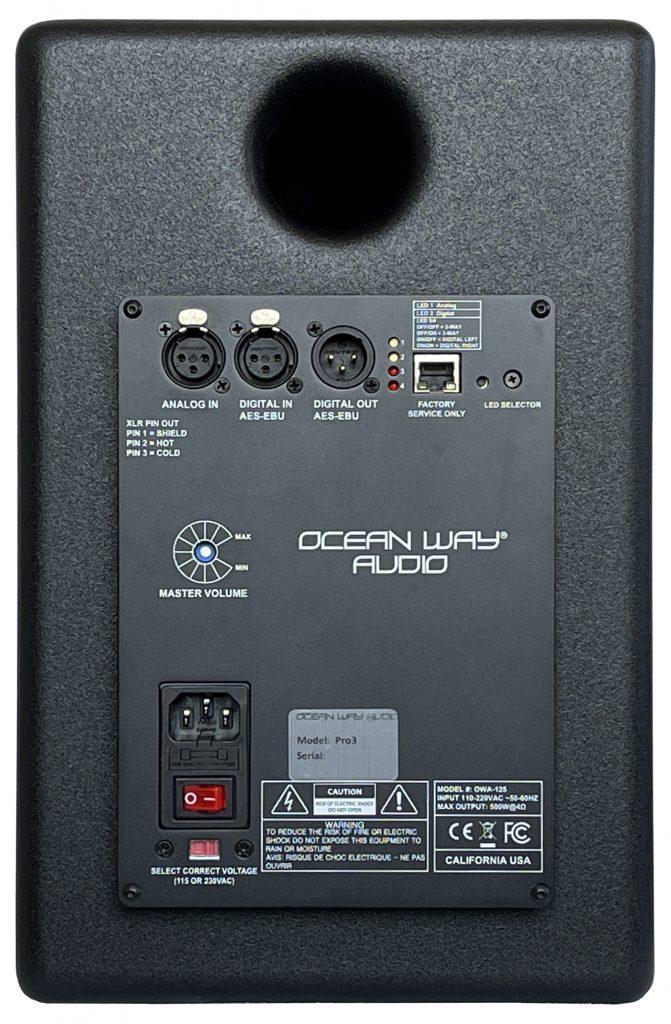 搬运工:Ocean Way Audio Pro3 七英寸监听