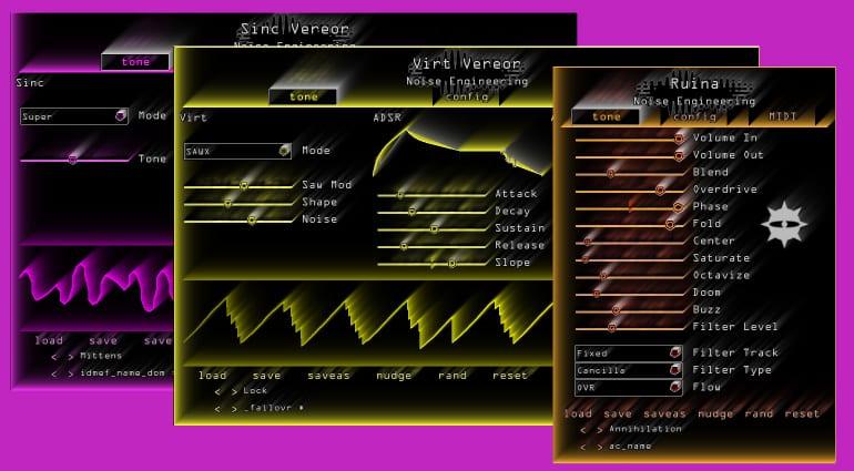 搬运福利:Noise Engineering 插件免费下载