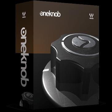 搬运工:Waves「大钮」系列 OneKnob 插件创意「大牛」