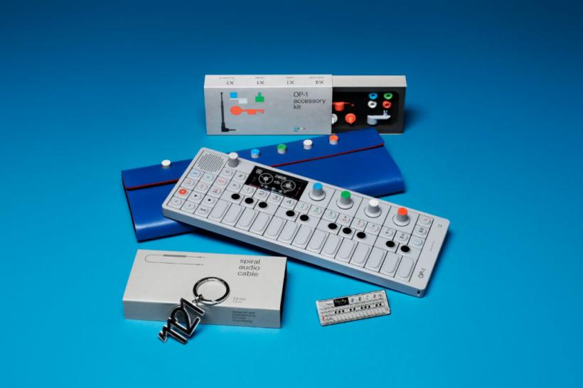 搬运工:OP-1 更新固件加入 USB 传输声音信号功能