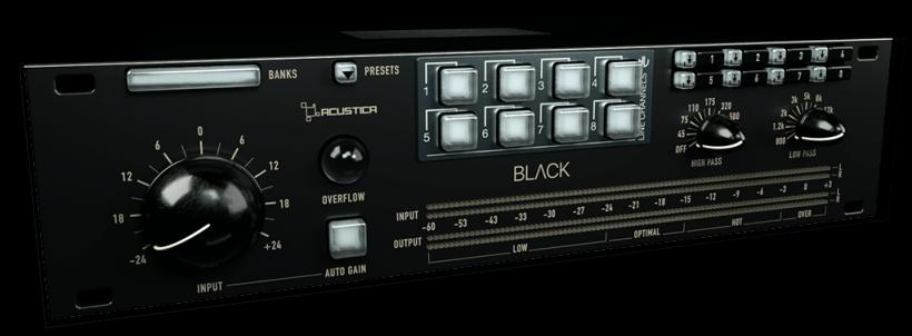 大型福利:Black 免费增益分级插件套装