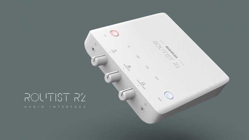 MIDIPLUS ROUTIST R2 正式发布