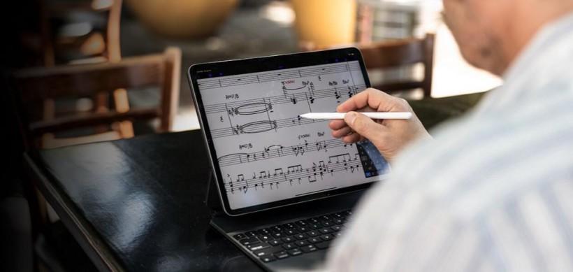 Avid 发布移动端音乐制谱工具 Sibelius for iPad