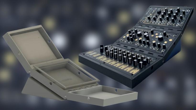 自行 3D 打印Make Noise三件套支架