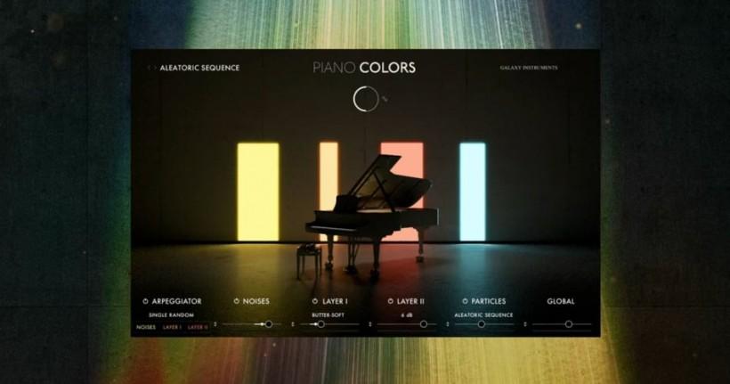 Piano Colors 黑白键之外的钢琴世界