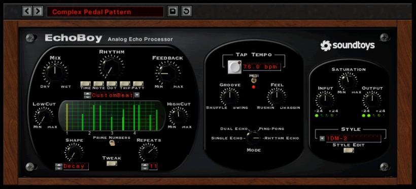 8 款用于混音的优秀延时插件