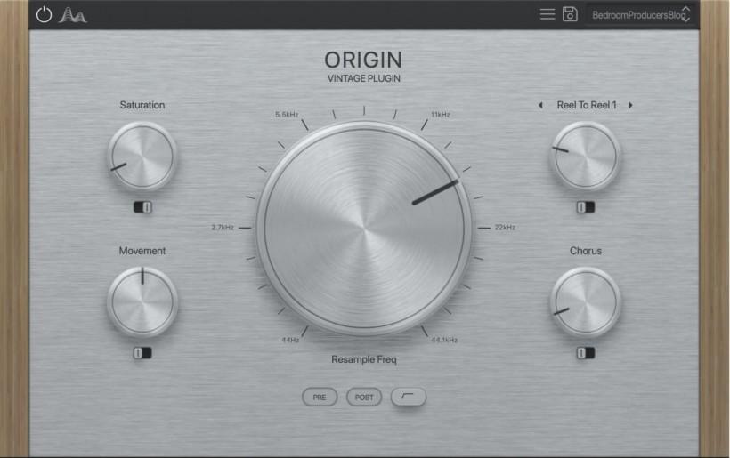 福利:Origin 老式 LoFi 效果器插件免费下载