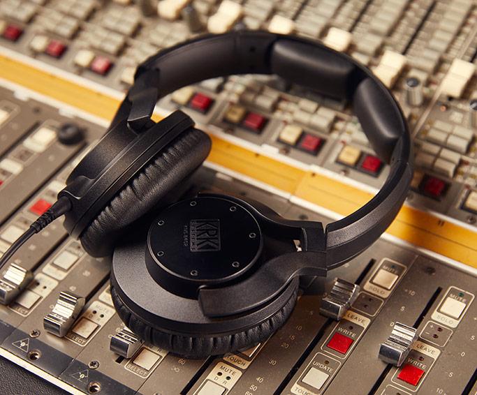 KRK 新 KNS 耳机系列 6402 和 8402