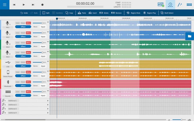 福利:TASCAM 发布免费播客编辑器软件