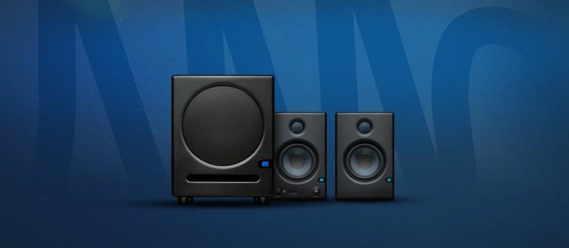 PreSonus Eris 2.1 声道专业级音箱