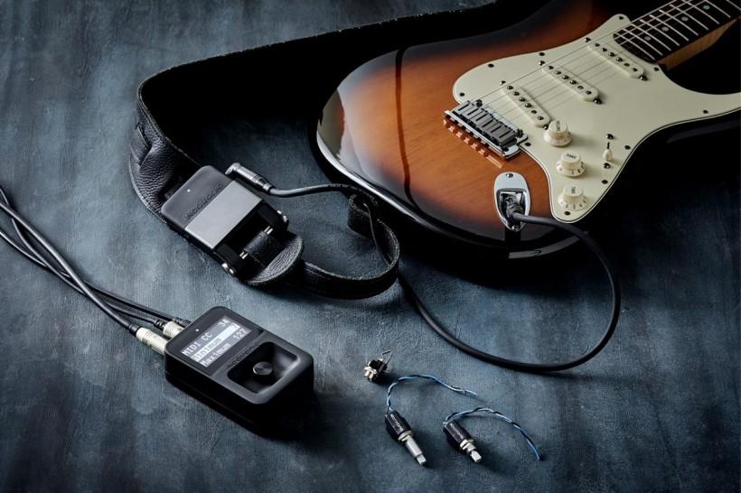 Noatronic 无线吉他系统众筹开启