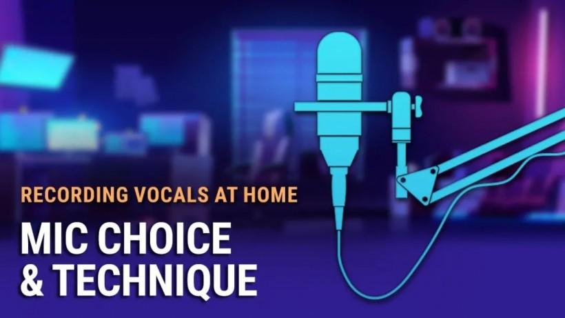 「在家录人声」第一话:话筒选择和话筒技术