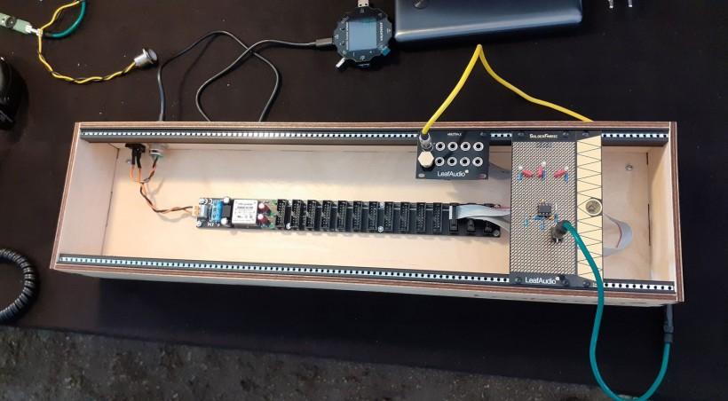角度可调的 Flex-Pro 模块电源箱