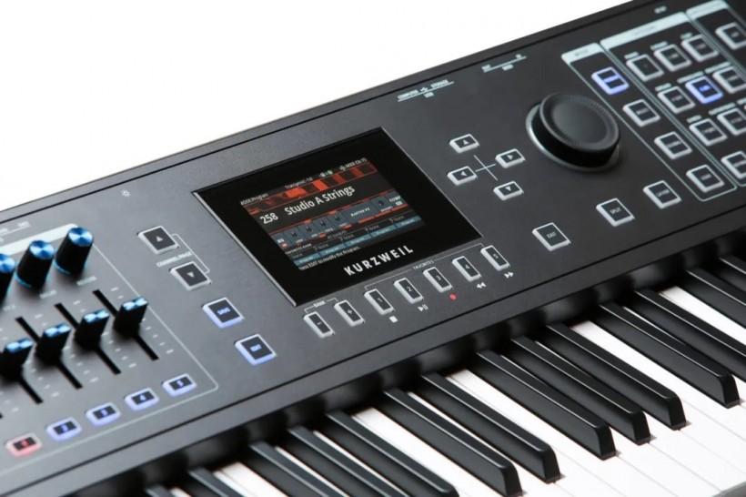 KURZWEIL 88键音乐工作站 PC4 SE
